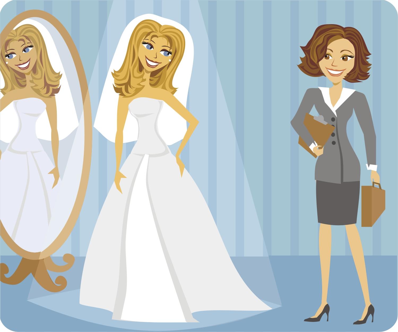 wedding-coordinator-bride-clip-art